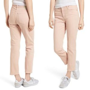 AG | sz 29 Isabelle high rise straight crop